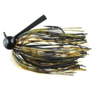 Football Jig Black Pumpkin