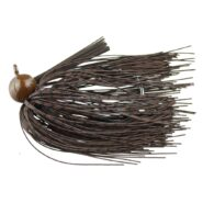 Football Jig Brown-Black Reptile